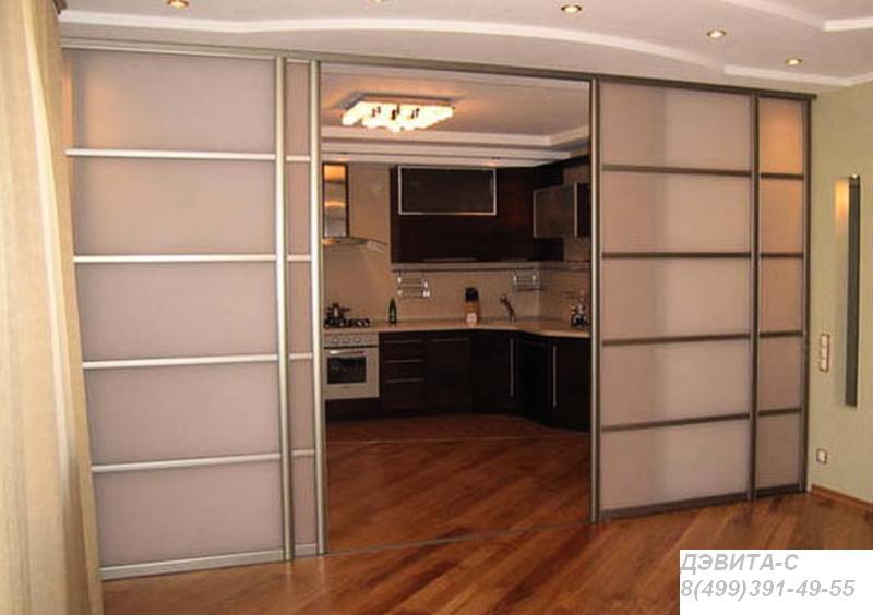 Дверь купе в квартире